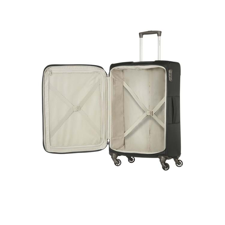 Samsonite Kuffert Artos Sort 3