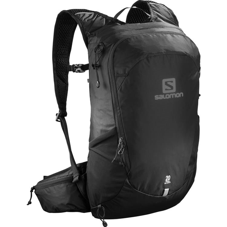 Salomon Rygsæk Trailblazer 20 Sort 1