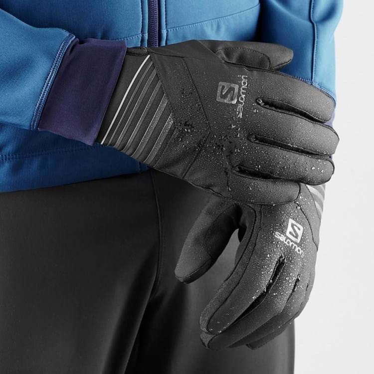 Herrehandske RS Warm Glove U Sort 4