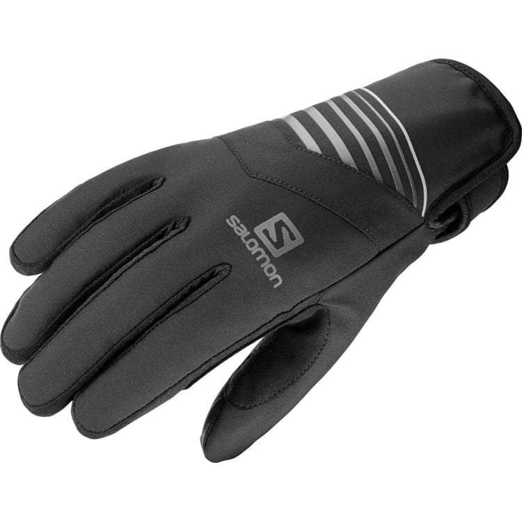 Salomon Herrehandske RS Warm Glove U Sort 1