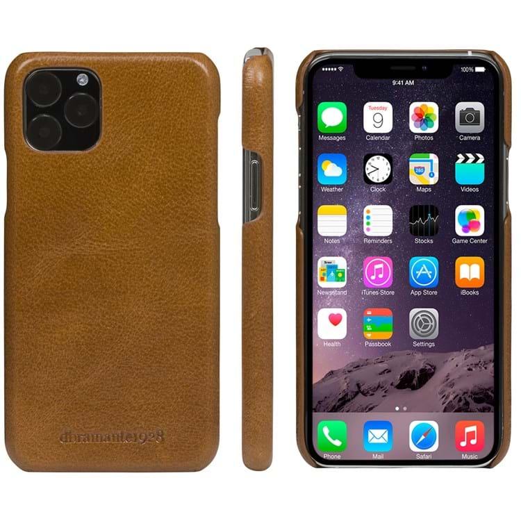 iPhone 11 Pro Cover Lynge Brun 4