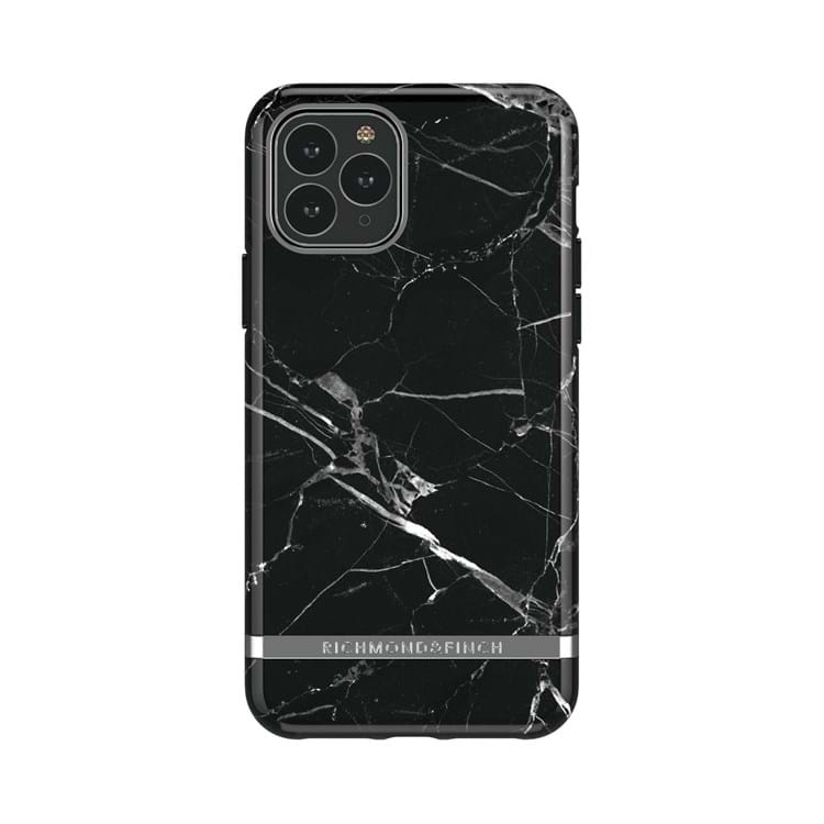 Richmond & Finch Cover Freed iPhone 11 Pro Max Sort m/mønster 1
