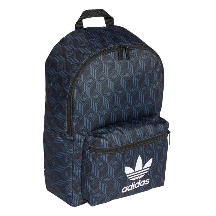 Adidas Originals Rygsæk Monogram Sort/blå 2