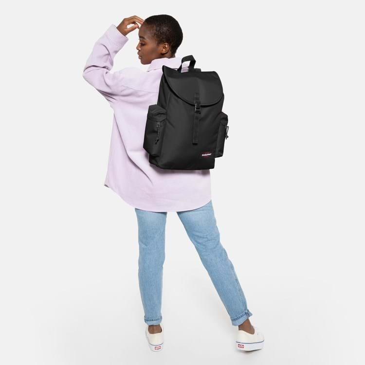 Eastpak Rygsæk Austin + Sort 7