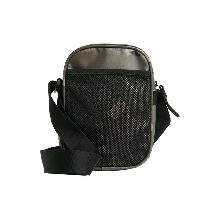 Superdry Skuldertaske Side Bag Grøn Camou 3