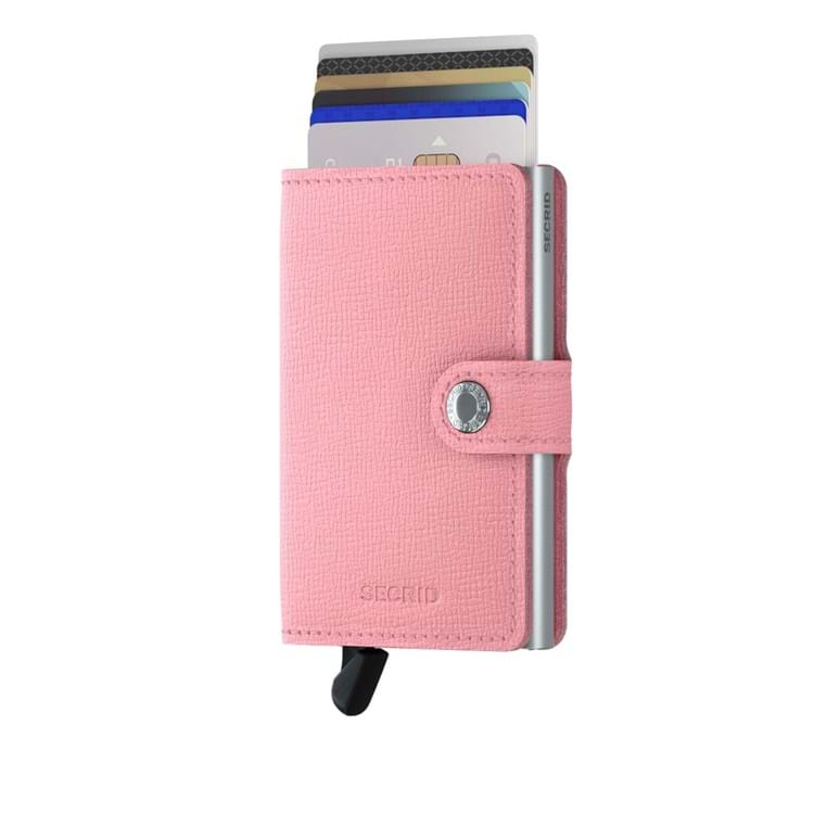 Secrid Kortholder Mini wallet Pink 1