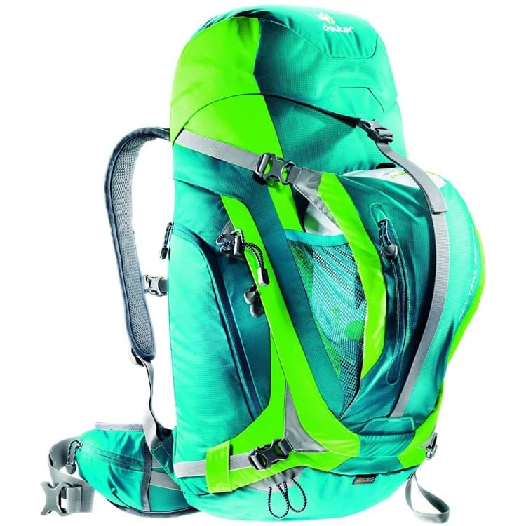 Deuter Vandrerygsæk ACT Trail PRO 34 Grøn 3